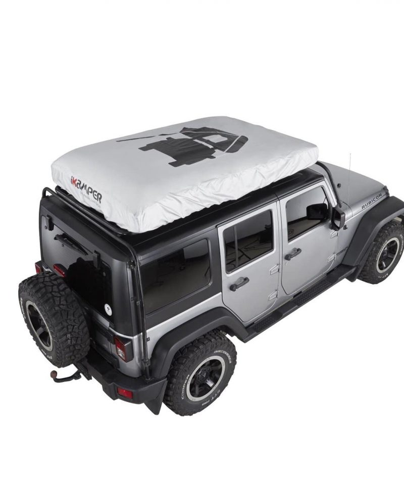 Capa protetora impermeável e anti-UV para seu Skycamp. Protege com eficácia do sol, poeira e água. A sua utilização destina-se exclusivamente ao armazenamento do Skycamp em nenhum caso deve ser utilizado com o veículo em movimento.