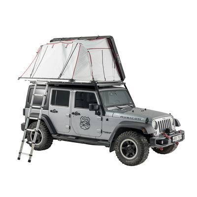 Esta capa adicional de aislamiento interior le ayudará a mantenerse caliente por la noche en su tienda de techo iKamper .